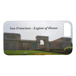 Coque iPhone 7 Légion de San Francisco d'iPhone d'honneur 8/7 cas