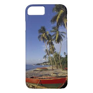Coque iPhone 7 Les CARAÏBE, Grenada, St George, bateaux sur la