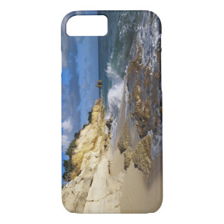 Coque iPhone 7 Les Caraïbe, St Martin, falaises chez Cupecoy