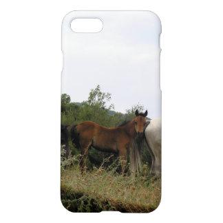 Coque iPhone 7 les chevaux sont ma vie