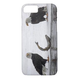Coque iPhone 7 Les Etats-Unis, Alaska, conserve de Chilkat Eagle