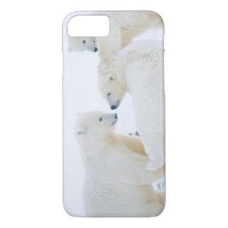 Coque iPhone 7 Les Etats-Unis, Alaska, plaine 1002 côtière de