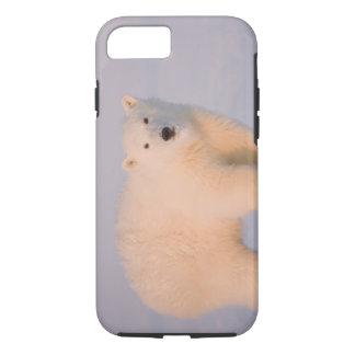 Coque iPhone 7 Les Etats-Unis, Alaska, plaine 1002 côtière des 2