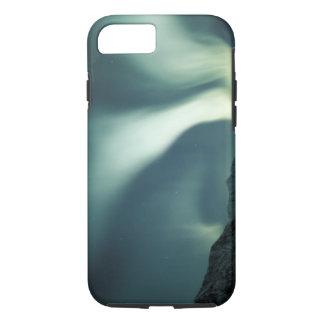 Coque iPhone 7 Les Etats-Unis, Alaska, portes du ressortissant