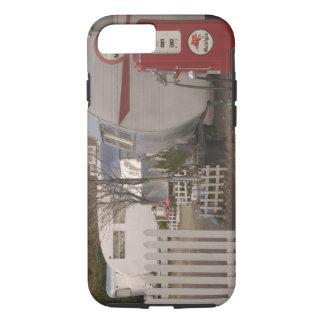 Coque iPhone 7 Les Etats-Unis, Arizona, Bisbee : Motel louche de
