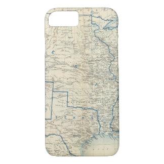 Coque iPhone 7 Les Etats-Unis en décembre 1860