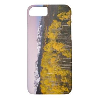 Coque iPhone 7 Les Etats-Unis, le Colorado, montagnes rocheuses.