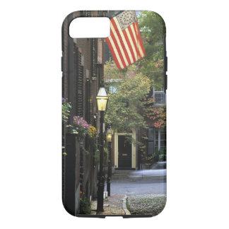 Coque iPhone 7 Les Etats-Unis, le Massachusetts, Boston, colline