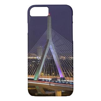 Coque iPhone 7 Les Etats-Unis, le Massachusetts, Boston. Léonard