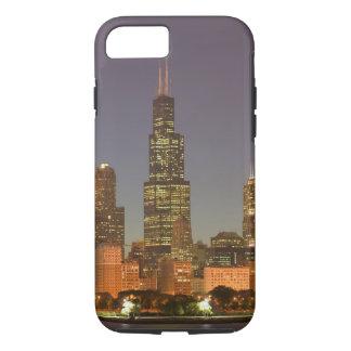Coque iPhone 7 Les Etats-Unis, l'Illinois, Chicago :