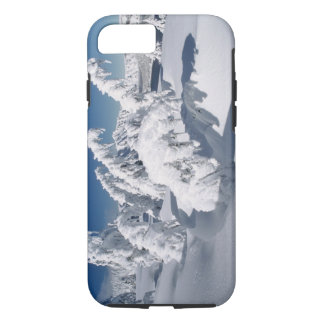 Coque iPhone 7 Les Etats-Unis, Orégon, lac NP crater. Abattement
