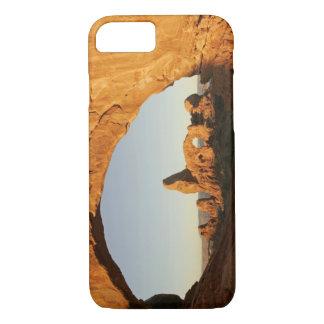 Coque iPhone 7 Les Etats-Unis, Utah, arquent le parc national.
