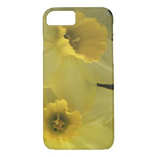 Coque iPhone 7 Les Etats-Unis, Utah, jonquilles de vallée de