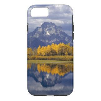 Coque iPhone 7 Les Etats-Unis, Wyoming, Teton grand NP. Contre