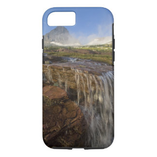 Coque iPhone 7 Les jardins accrochants au passage de Logan en