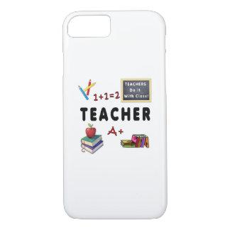 Coque iPhone 7 Les professeurs le font avec la classe