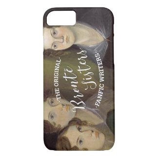 Coque iPhone 7 Les soeurs de Bronte - les auteurs originaux de