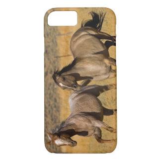 Coque iPhone 7 Les USA, Orégon, Sénèque, ranch vivant au