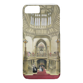 Coque iPhone 7 L'escalier grand, château de Windsor, 'd'un Histo