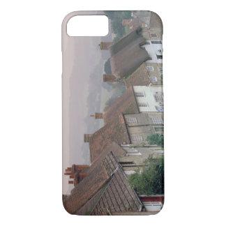 Coque iPhone 7 L'Europe, Angleterre, Dorset, colline d'or,