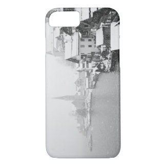 Coque iPhone 7 L'Europe, Autriche, Hallstat. Vue de ville dans la