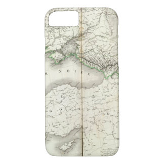 Coque iPhone 7 L'Europe du sud-est