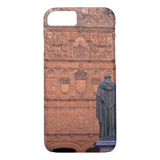 Coque iPhone 7 L'Europe, Espagne, Salamanque. Manteau-de-bras et