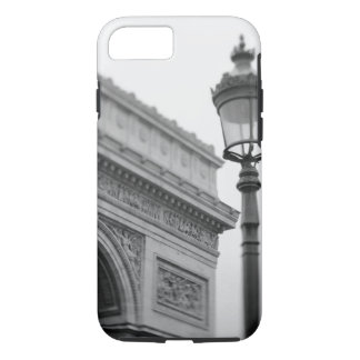 Coque iPhone 7 L'Europe, France, Paris. Arc de Triomphe et