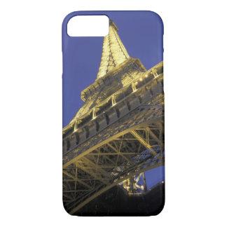Coque iPhone 7 L'Europe, France, Paris, Tour Eiffel, égalisant 2