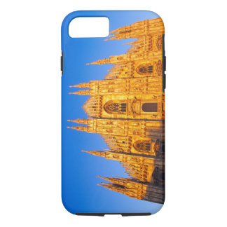 Coque iPhone 7 L'Europe, Italie, Milan, cathédrale de Milan