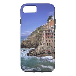 Coque iPhone 7 L'Europe, Italie, Riomaggiore. Riomaggiore est