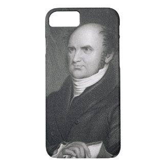 Coque iPhone 7 Lévi Woodbury, gravé par Robert E. Whitechurch (
