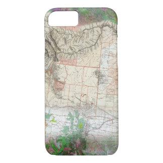 Coque iPhone 7 Lewis et Clark
