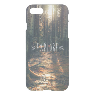 COQUE iPhone 7 L'EXPLOREZ