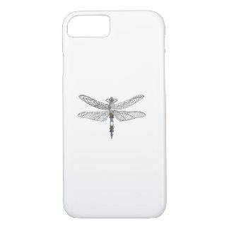 Coque iPhone 7 Libellule industrielle