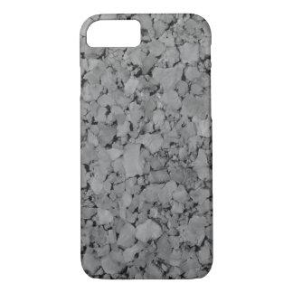 Coque iPhone 7 Liège noir et blanc