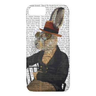 Coque iPhone 7 Lièvres de Horatio sur la chaise