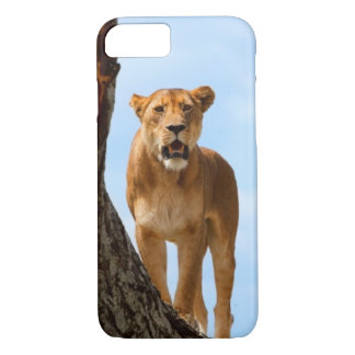 Coque iPhone 7 Lionne