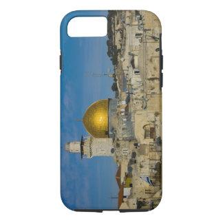 Coque iPhone 7 L'Israël, Jérusalem, dôme de la roche