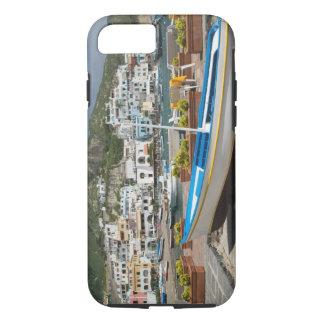 Coque iPhone 7 L'ITALIE, Campanie, (baie de Naples), ISCHIONS,