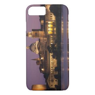 Coque iPhone 7 L'Italie, province de Mantua, Mantua. Vue de ville