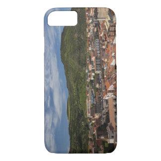 Coque iPhone 7 L'Italie, Sardaigne, Bosa. Vue de ville de