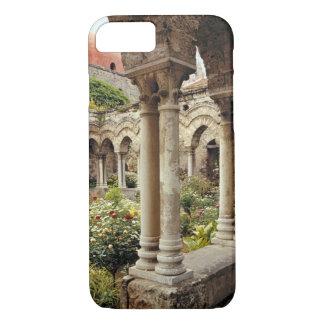 Coque iPhone 7 L'Italie, Sicile, Palerme. Les cloîtres survivent