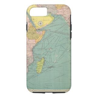 Coque iPhone 7 L'Océan Indien 3