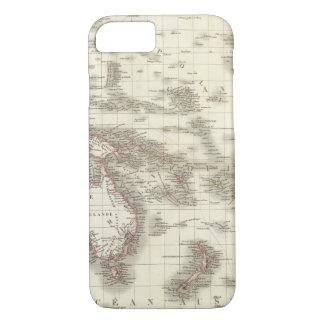 Coque iPhone 7 L'Oceanie - Océanie