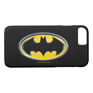 Coque iPhone 7 Logo classique du symbole | de Batman