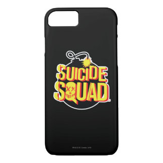 Coque iPhone 7 Logo de bombe du peloton | de suicide
