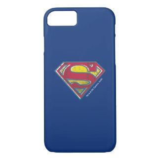 Coque iPhone 7 Logo imprimé par | de S-Bouclier de Superman
