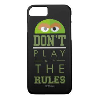 Coque iPhone 7 L'oscar ne jouent pas par des règles