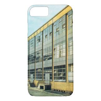 Coque iPhone 7 L'usine de chaussure de Fagus, conçue par Walter